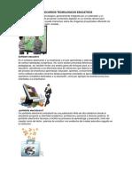 10 Recursos Tecnológicos