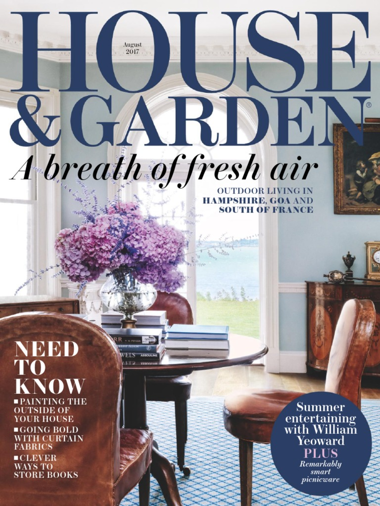 Transformation Palette En Jardiniere house amp amp garden uk august 2017 | magazine publishing