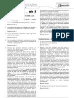 Biologia - Caderno de Resoluções - Apostila Volume 3 - Pré-Universitário - Biologia3 - Aula13