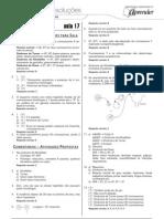 Biologia - Caderno de Resoluções - Apostila Volume 4 - Pré-Universitário - Biologia4 - Aula17