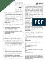 Biologia - Caderno de Resoluções - Apostila Volume 2 - Pré-Universitário - Biologia1 - Aula10