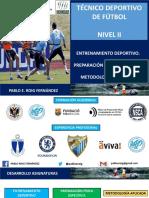 Entrenamiento Deportivo Nivel2