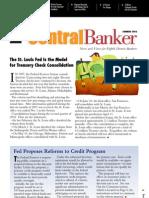 Central Banker - Summer 2002