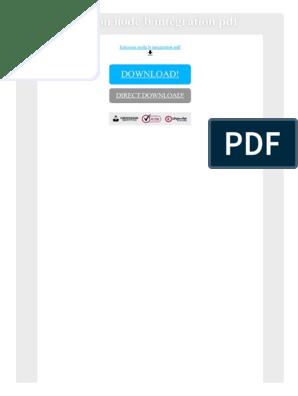 download integration pdf