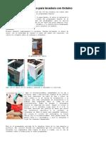 Electroduende_ Programador Electrónico Para Lavadora Con Arduino