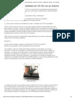 Arduino Para Principiantes_ Control de Un Motor _ Ventilador de 12V DC Con Un Arduino