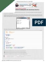 Combinación de Estructuras Struct y Union - El Blog de Giltesa