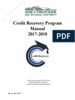 2017-2018 apex credit recovery packet fall