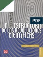 Kuhn, Thomas- La Estructura de Las Revoluciones Científicas- Capítulo IX