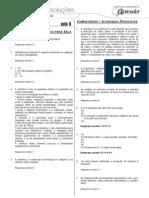 Biologia - Caderno de Resoluções - Apostila Volume 2 - Pré-Universitário - Biologia3 - Aula09