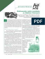 16 Medicamentos Contra Nematodos . . . . Clasificacion