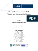 The Global Economy in 2030 - Trends and Strategies for Europe