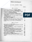 Índices de la Revista de Extremadura. Primera época (1899-1911)