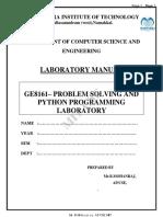 Python Language Pdf