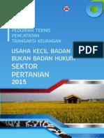 5 Pedoman Teknis Pertanian