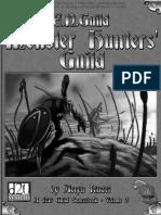 d20 E.N. Publishing E.N. Guild - Monster Hunters' Guild.pdf