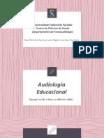 Deficiência Auditiva e Aprendizagem da Linguagem Escrita