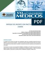 Enfoque Del Paciente Con Fractura de Cadera