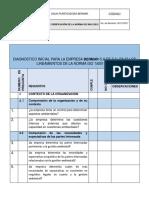 Cuestionario de La ISO 14001