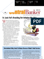 Central Banker - Summer 2006