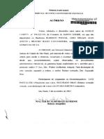 TJSP anula processo penal em que investigado não foi ouvido em inquérito