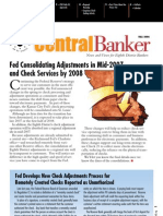 Central Banker - Fall 2006