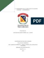 Plan de Ordenamiento y Manejo de La Cuenca Del Río Guaduero