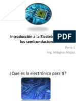 Semiconductores (Parte 1)