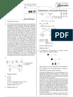 Biologia - Caderno de Resoluções - Apostila Volume 3 - Pré-Universitário - Biologia4 - Aula12
