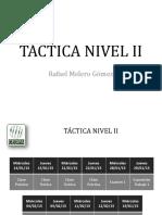 Tactica Nivel II