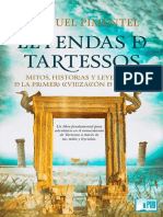 Manuel Pimentel - Leyendas de Tartessos