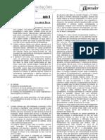 Biologia - Caderno de Resoluções - Apostila Volume 2 - Pré-Universitário - Biologia4 - Aula08