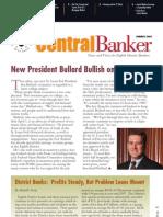 Central Banker - Summer 2008