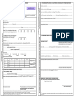 Formularz NFZ – Zlecenie Na Zaopatrzenie W Wyroby Medyczne