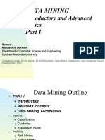 Data Mining Introductiondifferent