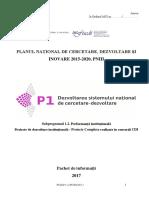 Ghid finantare PCDI