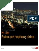 Soluciones de Continuidad Operacional Para Aplicaciones Hospitalarias Según Norma Iec 61558 2 15 Luis Andrés Arismendi