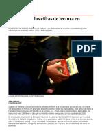 La Danza de Las Cifras de Lectura en México - Grupo Milenio
