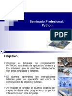 Embedded Systems Python