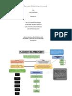 Evidencia 2 Mapa Conceptual Técnicas Para Proyección de Presupuesto Desarrollada
