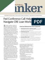 Central Banker - Summer 2010