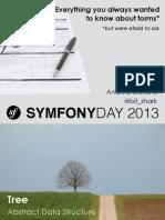 Forms Symfony2