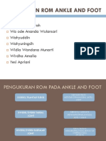 1 PENGUKURAN ROM PADA ANKLE AND FOOT.pptx