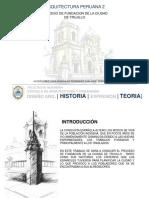 Monografia Trujillo