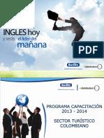 Presentación Programa de Capacitacion Bilinguismo