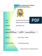 Diagramas Básicos de Electricidad e Instrumentación