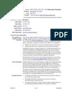 UT Dallas Syllabus for ed4372.0t4.10f taught by Rebekah Nix (rnix)