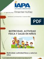 Motricidad, Actividad Física y Salud en Niños