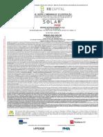 20170901 Prospecto Preliminar Cra Solar Atualizado
