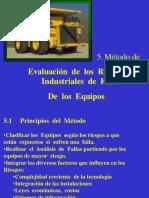 Evaluacion de Los Riesgos Industriales de Fallas